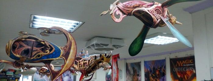 艾客米桌上遊戲世界 Alchemy is one of 桌遊店和俱樂部 Board game shops/cafes in Taipei.