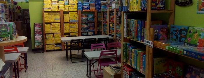 魔法BOX桌遊學堂 is one of 桌遊店和俱樂部 Board game shops/cafes in Taipei.