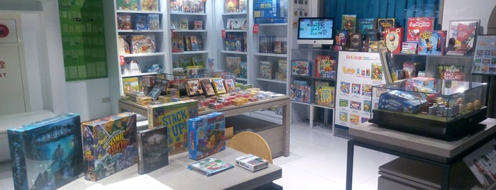 光年親子書店 is one of 桌遊店和俱樂部 Board game shops/cafes in Taipei.