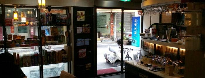 棋樂無窮桌遊咖啡館 XDD Cafe is one of 桌遊店和俱樂部 Board game shops/cafes in Taipei.