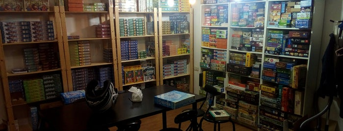 2Plus桌遊設計工作室 is one of 桌遊店和俱樂部 Board game shops/cafes in Taipei.