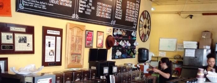 Philz Coffee is one of SF Coffee.