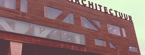 deSingel Internationale Kunstcampus is one of Aus, Bel, Fra, Ger, Ita & Swi.