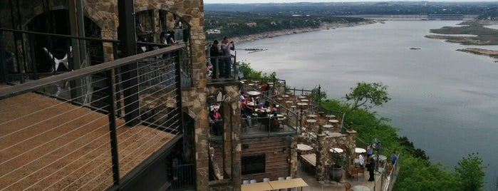 The Oasis on Lake Travis is one of Austin's Rockin' Fitness Scene.
