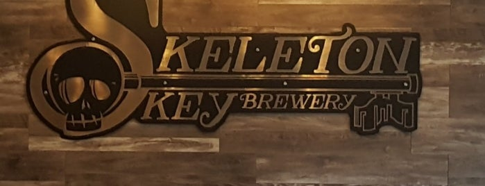 Skeleton Key Brewery is one of Breweries I've Visited.