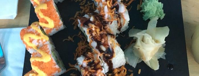 Ororo Sushi Bar is one of Evren'in Beğendiği Mekanlar.
