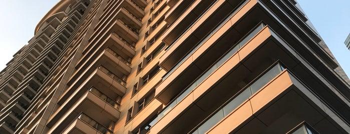 Tompson Riviera Luxury Apartment is one of Posti che sono piaciuti a Nedy Lutfi.