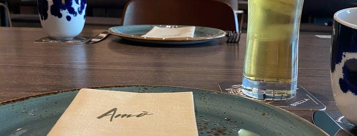 Amo Restaurant is one of Singapore.