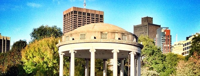 Parkman Bandstand is one of FAMILY TRAVEL PLANS.