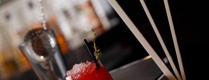Bar Pleiades is one of NYC EATS.