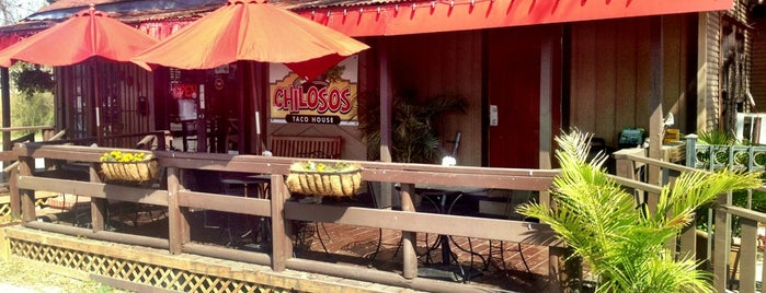 Chilosos Taco House is one of Orte, die Damien gefallen.