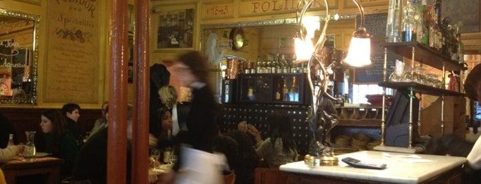 Le Polidor is one of Dove mangiare/bere a Parigi.