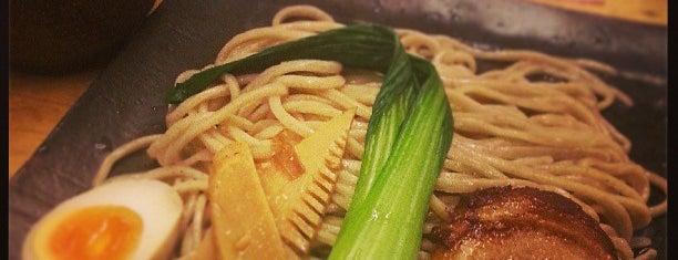 季織亭 is one of 経堂の麺.