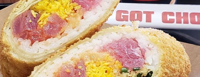 SusHi Eat Station is one of Orte, die barbee gefallen.