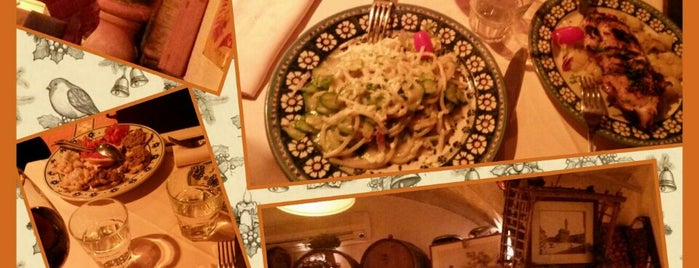 Osteria delle Belle Donne is one of Firenze.
