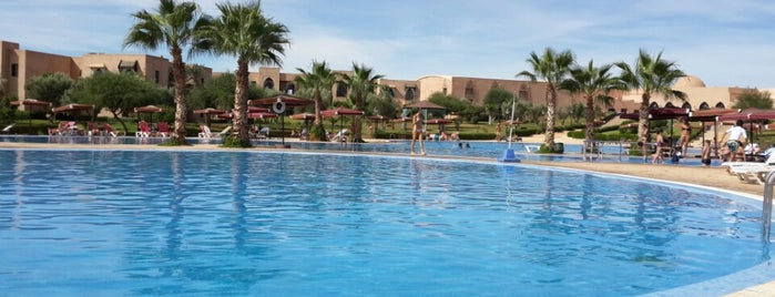 Hotel Club Ryads Parc And Spa is one of Oteller.