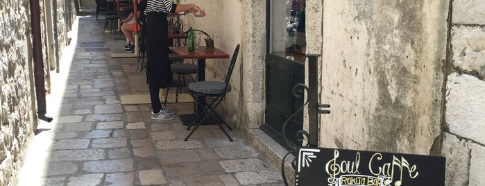 Soul Caffe is one of Dubrovnik - juli 2017.