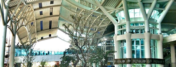 Ngurah Rai International Airport (DPS) is one of My Places :).