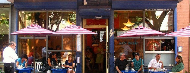 Café Gitane is one of Food Near the Venues.
