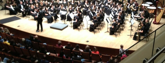 Wentz Concert Hall and Fine Arts Center is one of Guide to Chicagoland's best spots.