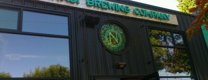 Ninkasi Brewing Tasting Room is one of Oregon Breweries.
