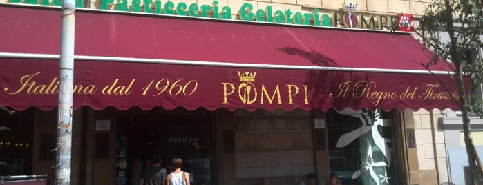 Pompi is one of Ice-cream & sweets world.
