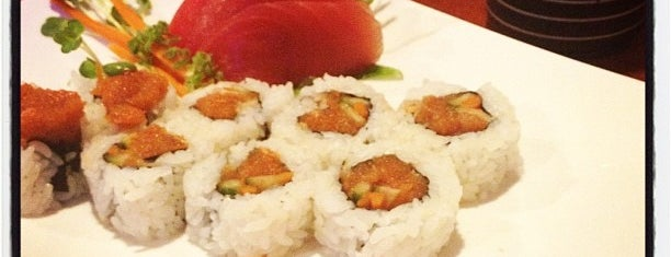 Yamamori Sushi Boat & Grill is one of Date Night Ideas.