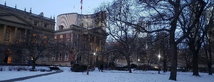 Osgoode Hall is one of Things to Do in Toronto.