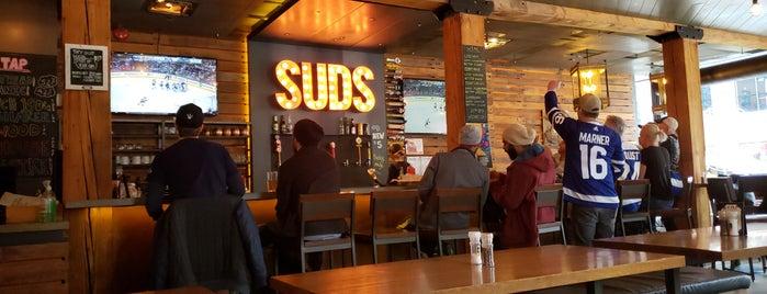 South St. Burger is one of สถานที่ที่ Rod ถูกใจ.
