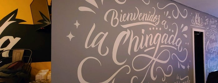 La Chingada is one of Darwin's Saved Places.