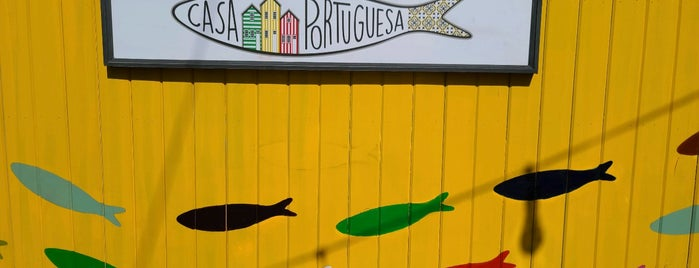 Casa Portuguesa is one of To do.