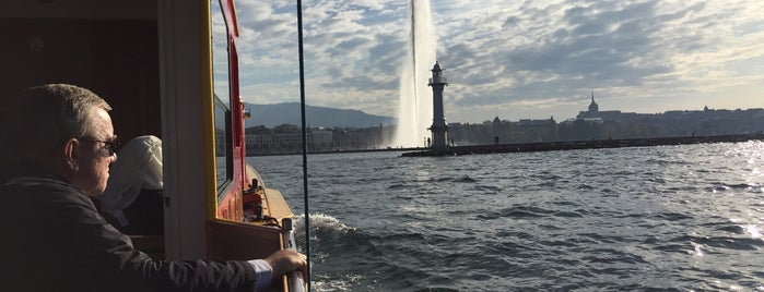 Swiss Boat Tourist Cruises is one of Explore Geneva in One Day.