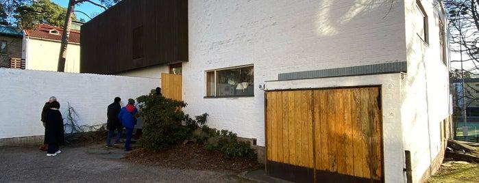Alvar Aallon koti ja toimisto / Aalto House is one of Helsinki.