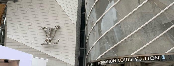 Librairie de la Fondation Louis Vuitton is one of Paris.