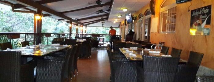 Caffè Pomodoro is one of Pizzerias Italiana comida.
