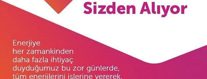 Aydem Egemenlik MİM is one of ✨💫GöZde💫✨ : понравившиеся места.
