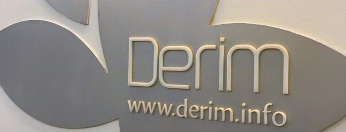 Derim Dermatoloji Dal Merkezi is one of Veni Vidi Vici İzmir 1.