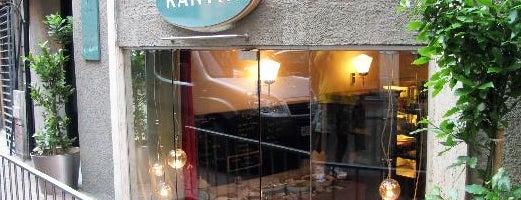 Kantin is one of İstanbul'da En İyi 50 Restoran.