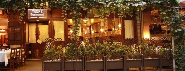 İstanbul'da En İyi 50 Restoran