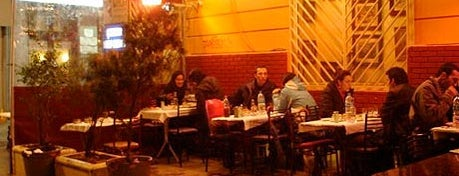Çukur Meyhanesi is one of İstanbul'da En İyi 50 Restoran.