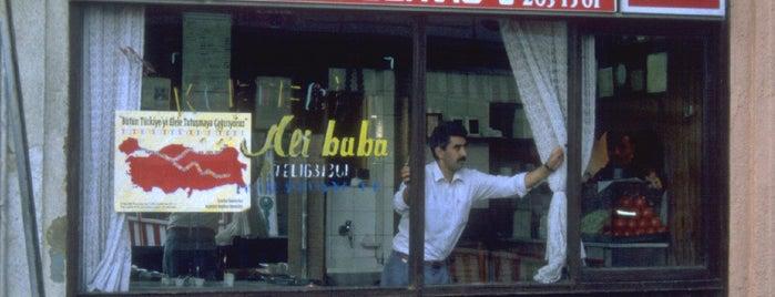 Köfteci Ali Baba is one of Atistirmalik.