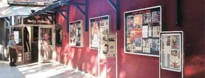Feriye Sineması is one of İstanbul'un Sinema Salonları.