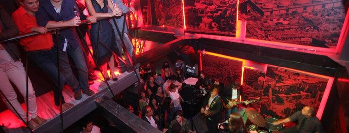 Nublu İstanbul is one of İstanbul'un En İyi Konser Mekanları.
