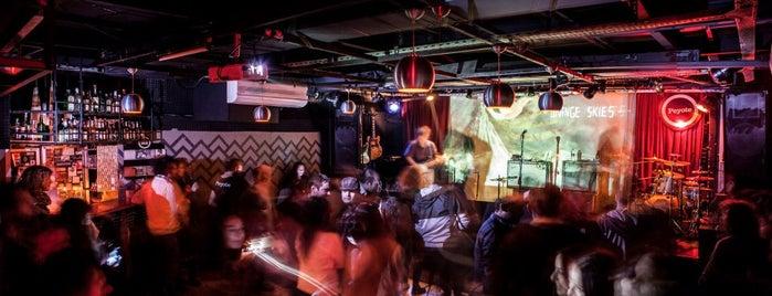 Peyote is one of İstanbul'un En İyi Konser Mekanları.