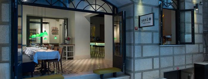 Yeni Lokanta Bar is one of İstanbul'da En İyi 50 Restoran.