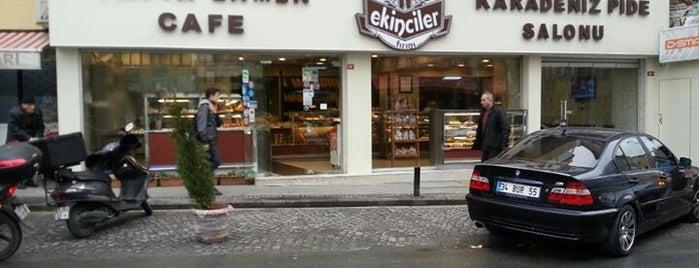 Ekinciler is one of Lugares favoritos de Zafer.