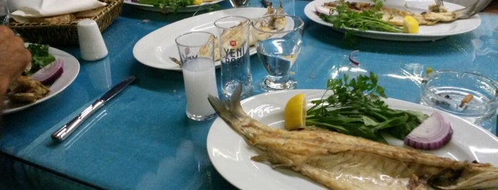 Derya Restaurant is one of İZMİR EATING AND DRINKING GUIDE.