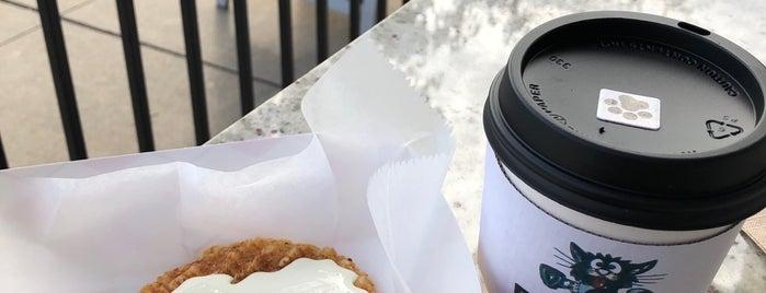 Koffee Kat is one of My Favorites in San Diego.