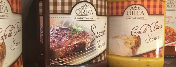 Orfa The Standart Grill is one of Ece.