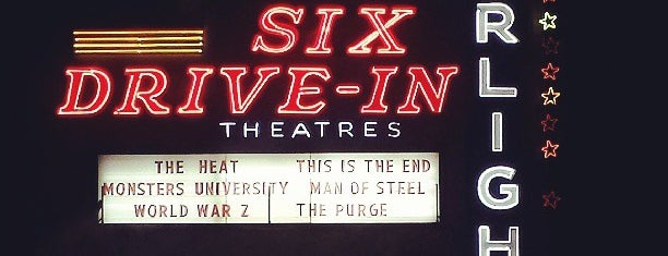 Starlight Six Drive-In is one of The Only List You'll Need - ATL.